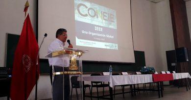 Congreso de Estudiantes de Ingeniería Eléctrica, CONEIE 2018 UES